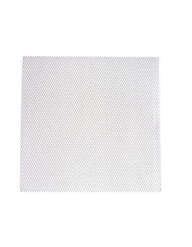 Retina decorativa in alluminio 30X30 cm